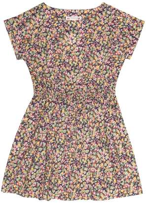Bonpoint Louise floral cotton dress