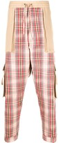 Vivienne Westwood Checked Large Pocket Trousers