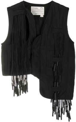 A-Cold-Wall* Asymmetric Padded Gilet