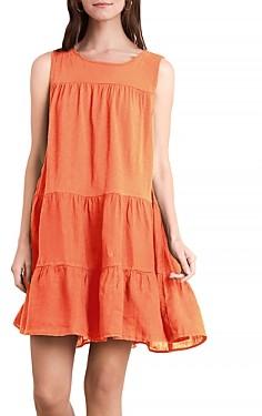 Velvet by Graham & Spencer Charlotte Tiered Mini Dress