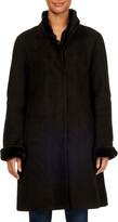 HiSO Tiffany Reversible Lamb Shearling Coat