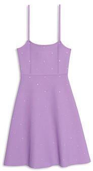 Sandro Elize Mini Dot Dress