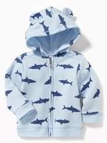 Old Navy Full-Zip Critter Hoodie for Baby