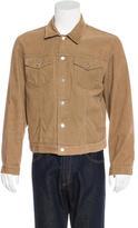 Jil Sander Corduroy Shell Jacket