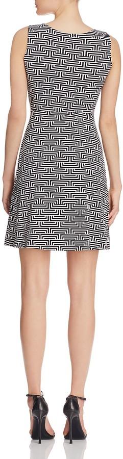 Leota Charlotte Knot Front Dress