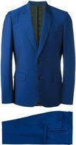 Paul Smith two piece suit - men - Mohair/Wool/Viscose - 38