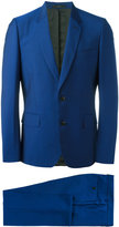 Paul Smith two piece suit - men - Viscose/Mohair/Wool - 40