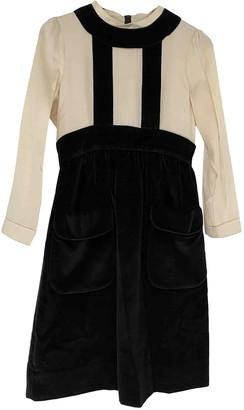 Marc by Marc Jacobs Black Cotton Dresses
