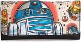 Loungefly x Star Wars: R2-D2 Tattoo Wallet