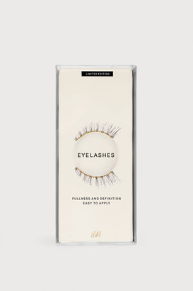 H&M False Eyelashes - Gold
