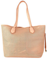 Cole Haan Abbot Perforated Leather Tote