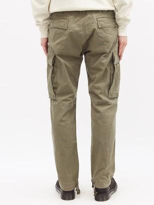 Ralph Lauren RRL Cotton-twill Cargo Trousers - Green