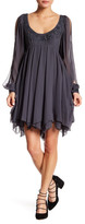 Free People Tatiana Beaded Swing Dress