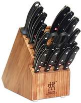 Zwilling J.A. Henckels Zwilling Twin Signature 19-Piece Knife Block Set