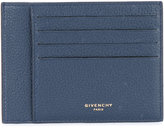 Givenchy pebbled cardholder - men - Calf Leather - One Size