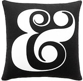 Kate Spade Ampersand Square Pillow