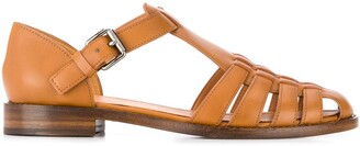 Church's Kelsey peep toe sandals