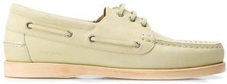 Saint Laurent Classic Boat Shoes