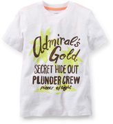 Carter's Pirate Graphic Tee - Baby Boys 6m-24m
