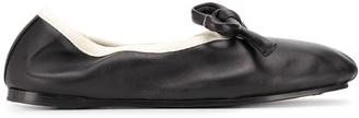Lanvin slip-on ballet shoes