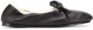 Lanvin Slip-On Ballet Shoes