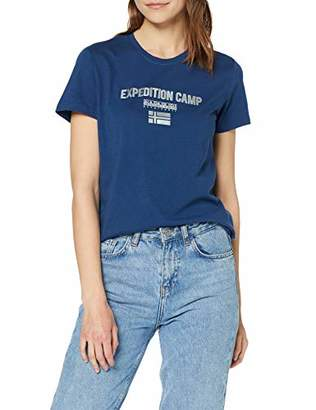 Napapijri Women's Sonthe W T-Shirt,Medium