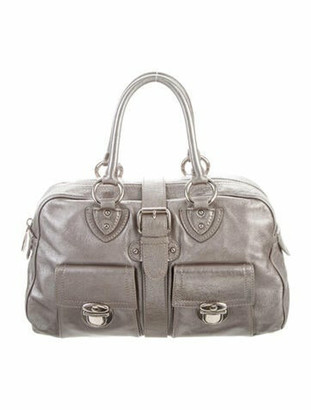 Marc Jacobs Metallic Leather Bag Metallic