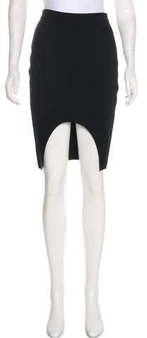 Givenchy Knee-Length Pencil Skirt