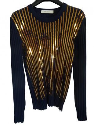 Cédric Charlier Blue Knitwear for Women