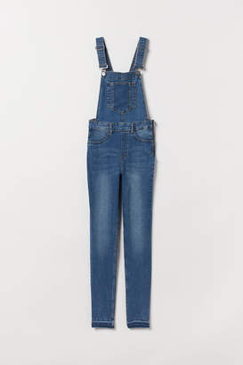 H&M Denim Overalls - Blue