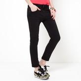 La Redoute Collections Low Rise Stretch Boyfriend Jeans, Length 29
