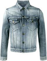 Saint Laurent denim jacket - men - Cotton - L