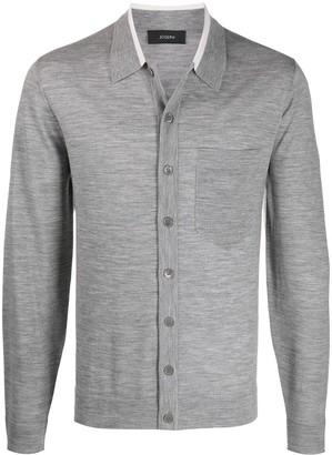 Joseph Fine Knit Lightweight Shirt