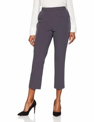 Damart Women's Pantalon Ville Pull On 7/8e Jambe Fuselee Trouser