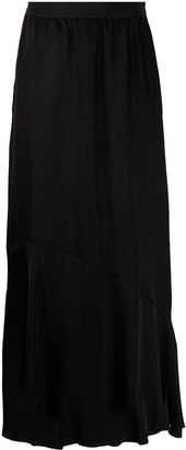 Ann Demeulemeester Flared Pull-On Skirt