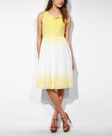 Levi's Dip Dye Dress