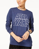 Star Wars Mighty Fine Juniors' Graphic Sweatshirt