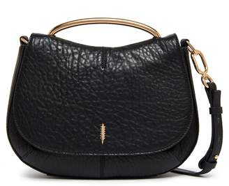 THACKER Nola Leather Shoulder Bag