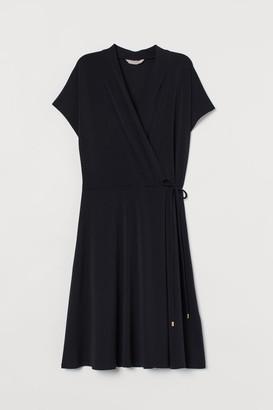 H&M Wrap Dress - Black