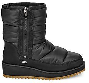 UGG Women's Ridge Faux Fur-Lined Quilted Boots