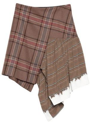 Lanvin 3/4 length skirt
