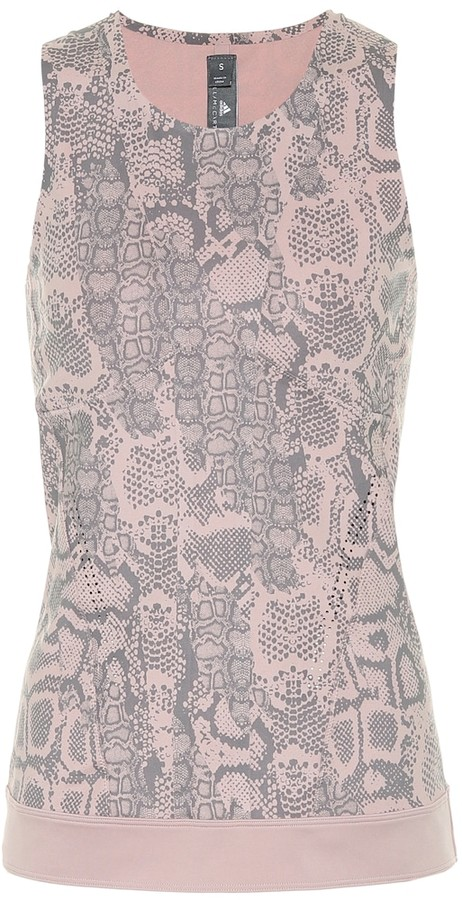 Thumbnail for your product : adidas by Stella McCartney Primeblue tank top