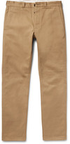 J.Crew Wallace & Barnes Selvedge Cotton-Drill Chinos