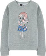 Molo Embroidered sweatshirt Maila