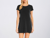 Karla Colletto Knit Round Neck Dress
