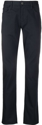 Emporio Armani J06 mid-rise slim jeans