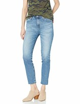 AG Adriano Goldschmied Women's Isabelle HIGH Rise Straight Leg Jean