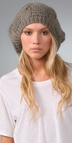 Thick Knit Beret