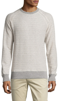 Billy Reid Aaron Crew Sweater