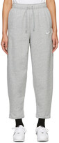 Thumbnail for your product : Nike Grey Fleece Sportswear Essential Lounge Pants